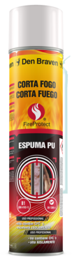 Fireprotect Espuma PU Manual B1