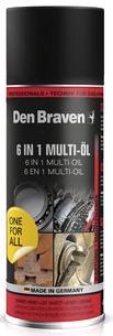 6 in 1 Multi-Öl