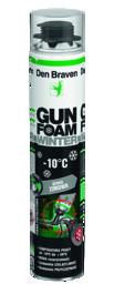 Gun Foam Winter
