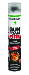 GUN FOAM FIRE