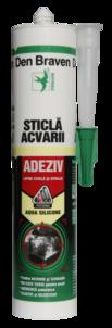Adeziv pentru sticla Aqua-Silicone