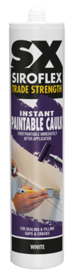 Instant Paintable Caulk