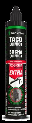 BUCHA QUIMICA POLIESTER S/ESTIRENO