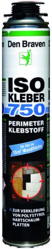Isokleber 750