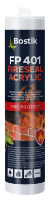 Bostik FP401 Fireseal Acrylic